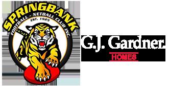 Springbank Football Club Springbank FNC Logo